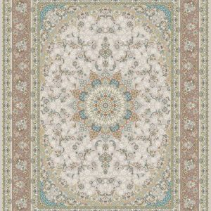 G120 (White Center) - Persian Rugs Wembley - Wembley Rugs