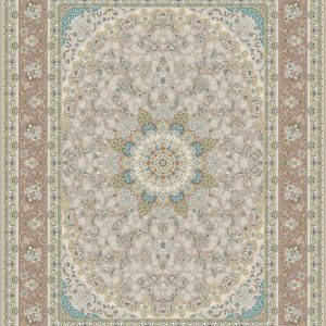 G120 (Brown Center) - Persian Rugs Wembley - Wembley Rugs