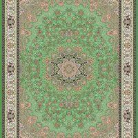 Apadana Green Persian Rug